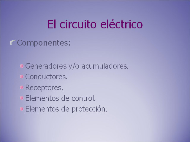 Circuito Electrico Simple Materiales : Circuito paralelo