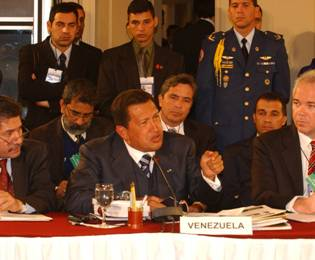 Integración: ideal bolivariano - Monografias com