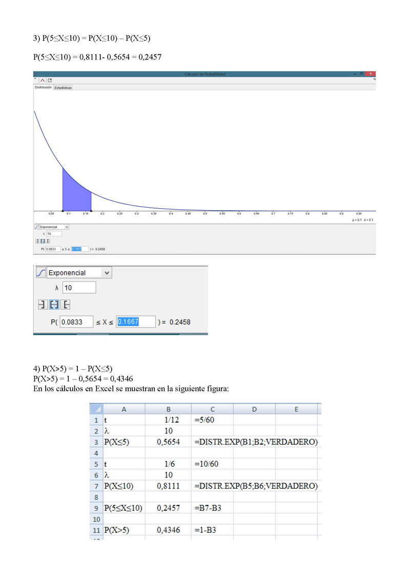 how to move excel to geogebra
